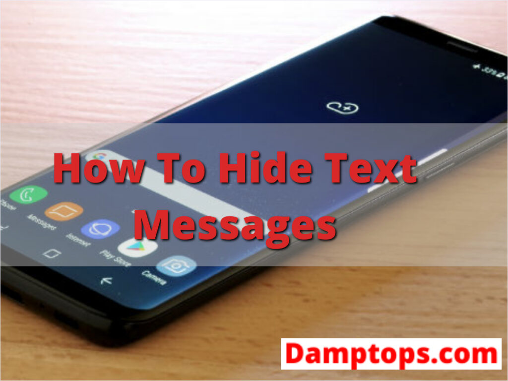 how to unhide text messages on android, how to lock text messages on android, how to hide text messages on android lock screen