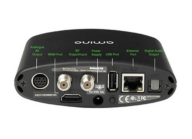 How To Set up Amino Cable Box