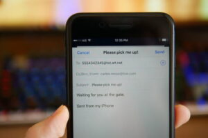 how to text on iphone,how to send email to phone number,send email to text t mobile,sprint email to text,iphone messages app,email text message spam,iphone text message effects,iphone message settings,,