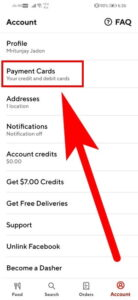 how to remove payment method from doordash on iphone,how to delete doordash account,doordash payment methods,how to remove paypal from doordash,doordash change payment method after order,doordash for consumers,doordash website for consumers,